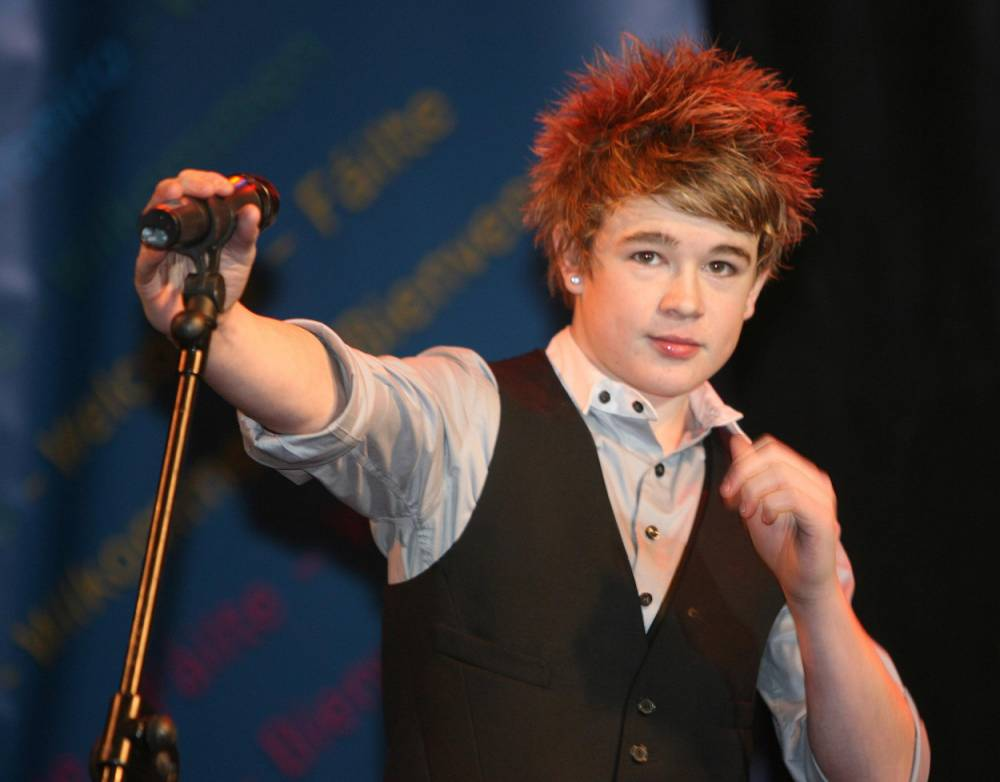 Former X Factor finalist Eoghan Quigg attempts comeback via the magic of Eurovision