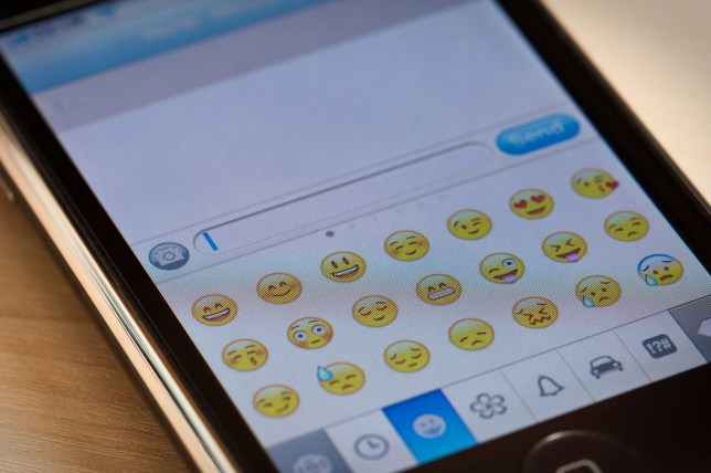 High on emoticon... Smiley faces have taken over our lives (Picture: File)