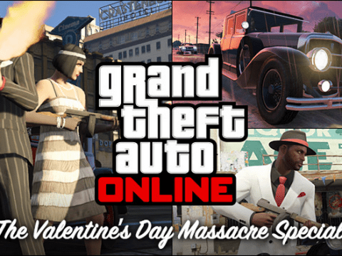 GTA Online planning Valentine's Day Massacre Special DLC