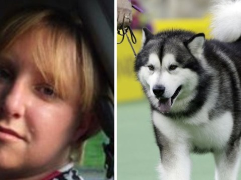 Mother screamed 'the dog ate my baby's head' after six-day-old girl mauled to death
