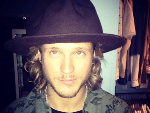 Dougie Poynter from McFly signed to Storm – joining the likes of Kate Moss and Cara Delevingne
