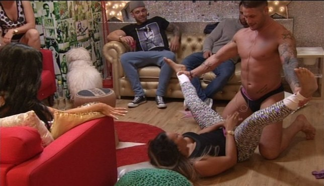 The Valleys series 3 (Picture: MTV)
