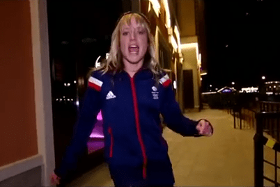 Sochi 2014 Winter Olympics: Team GB show they're Happy with Games performance as they dance to Pharrell Williams hit – video