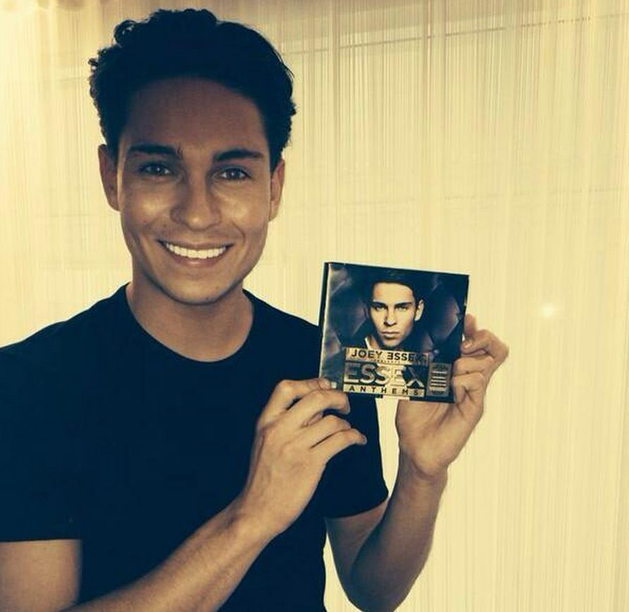 TOWIE 2014: Joey Essex launches Essex Anthems after quitting The