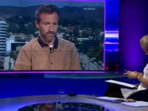 Newsnight presenter Emily Maitlis grilled by Spike Jonze in awkward interview