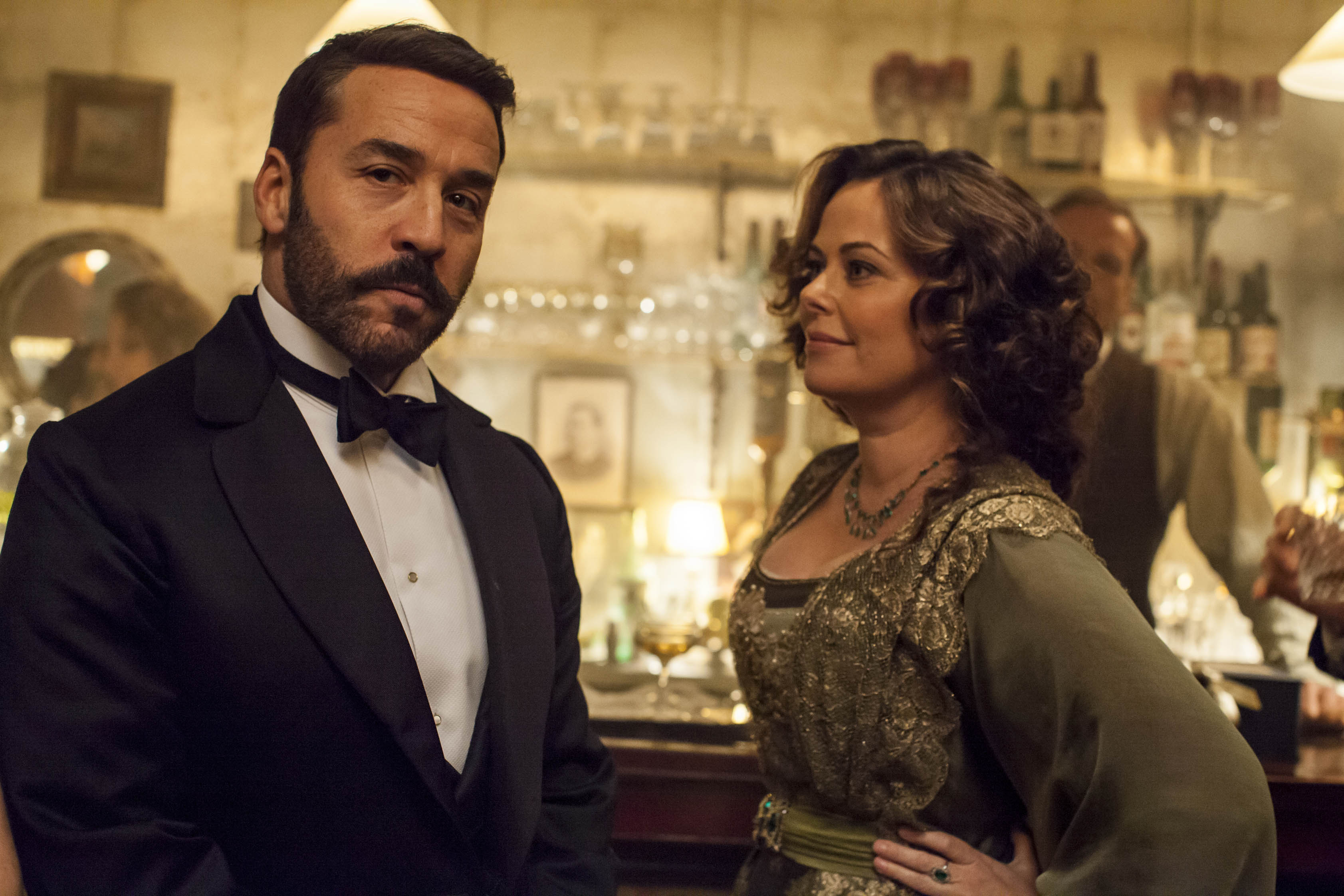 Mr Selfridge season two, episode five: The lights go out and the Belgians arrive