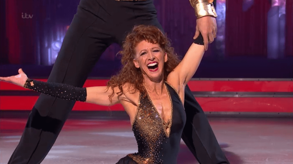 Dancing on Ice 2014: Bonnie Langford