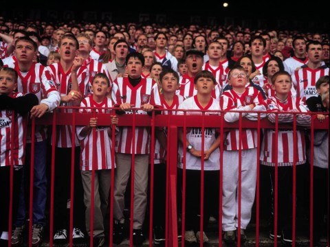 Standing terraces make football stadium return as Bristol City trial gets go-ahead
