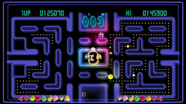 Pac-Man Museum (PS3) - Championship Edition is almost but not quite the best Pac-Man ever