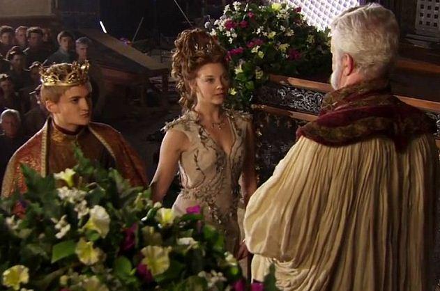 The Purple Wedding.Game Of Thrones The Purple Wedding As It Happened Metro News