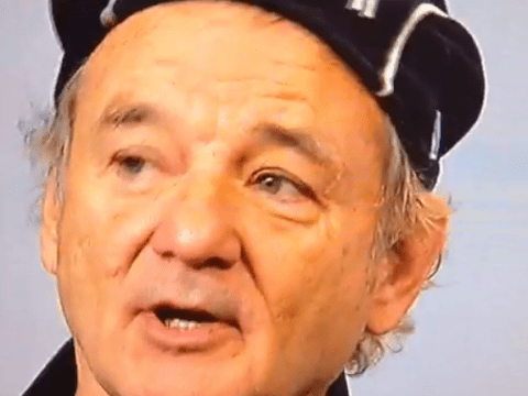 Super Bowl XLVIII: Bill Murray offers up some pretty excellent advice about keeping warm