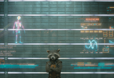Guardians Of The Galaxy director James Gunn explains why Rocket Raccoon has no dialogue in new trailer