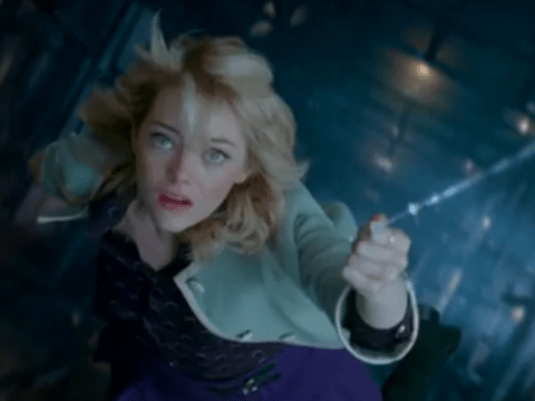 The Amazing Spider-Man 2 trailer shows Gwen Stacy in trouble