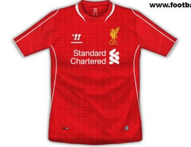new style 48f97 56902 Liverpool kit leak: Liverpool's new home, away and third ...
