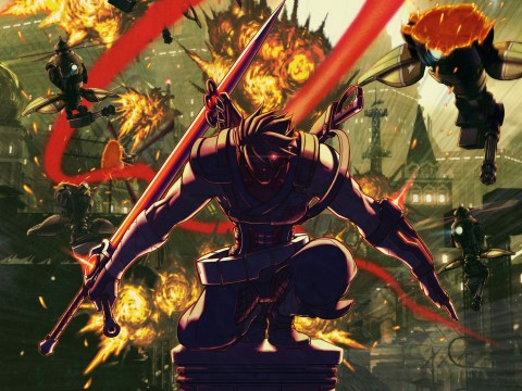 Strider review – for make benefit glorious city of Kazakh