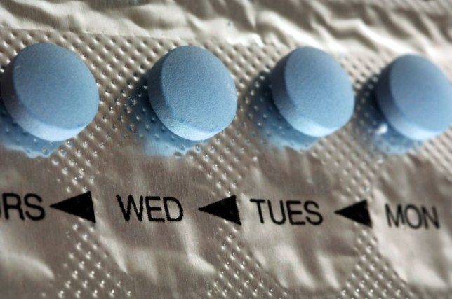 Birth control pill,