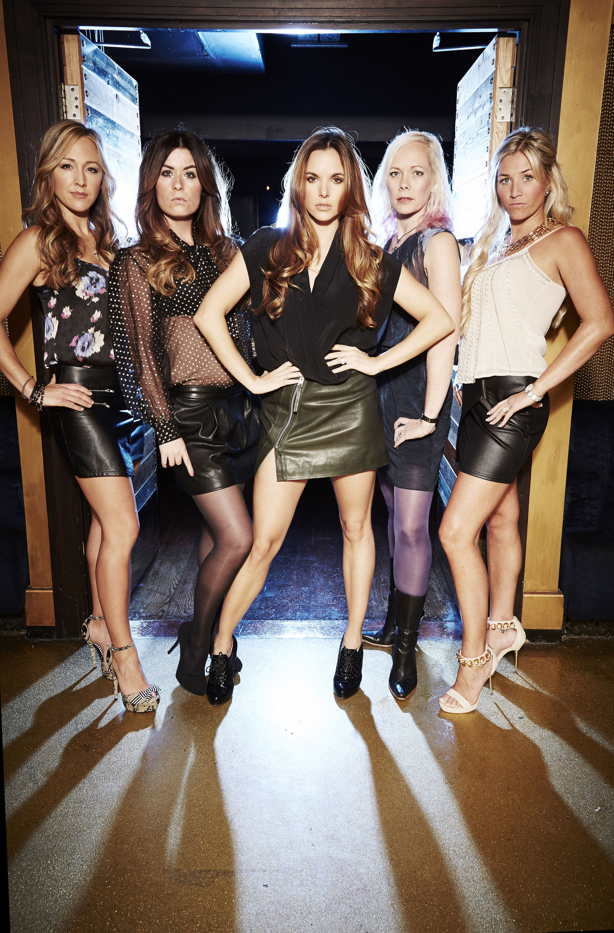 The Big Reunion 2: It's sad to see how unhappy Girl Thing were 14 years ago