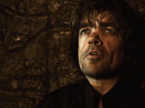 Game of Thrones season 4 teaser sees Tyrion trapped in a dungeon