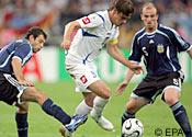 Argentina v Serbia & Montenegro