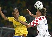Brazil v Croatia