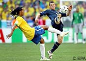Brazil v Australia