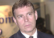 Low: Prince Andrew