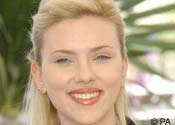 Scarlett Johansson - voted sexiest woman in the world by fellow celebrities