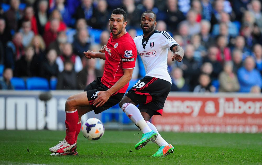 Tottenham 'consider summer move to resign Steven Caulker from Cardiff'
