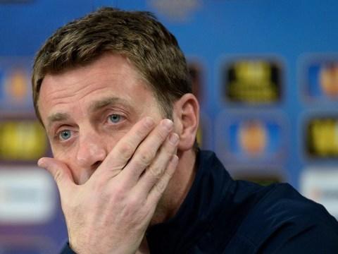 Benfica v Tottenham: Tim Sherwood slammed for Spurs team selection on Twitter