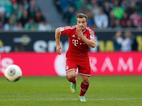 Liverpool target Xherdan Shaqiri open to summer Bayern Munich exit