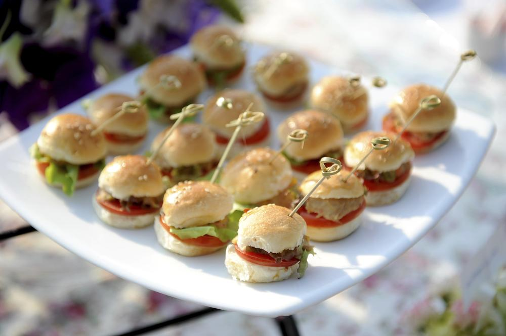 Hot veggie BBQ party treats where you won't miss the meat