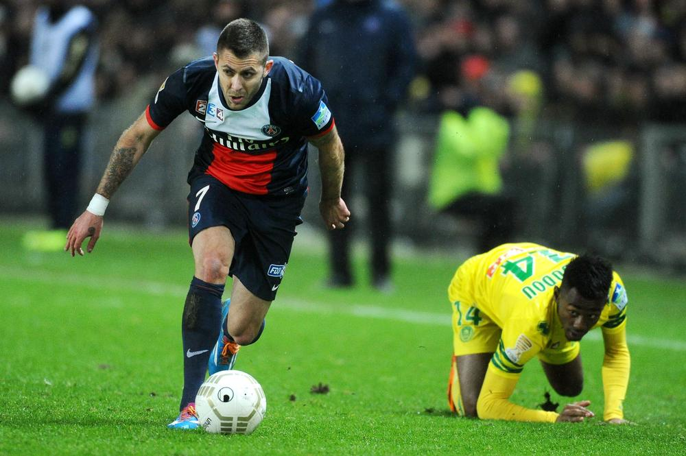 Arsenal and Liverpool target Jeremy Menez to quit Paris Saint-Germain at the end of the season