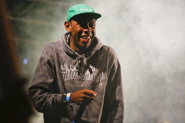b1574b02198f Rapper Tyler The Creator has been  banned from the UK  over explicit song  lyrics