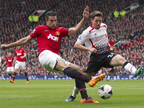 Manchester United need to replace Robin Van Persie this summer after his Liverpool no-show