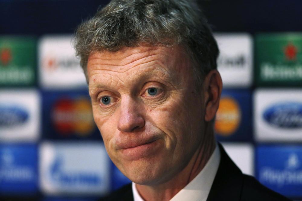 Manchester United must sack David Moyes – regardless of Olympiakos result