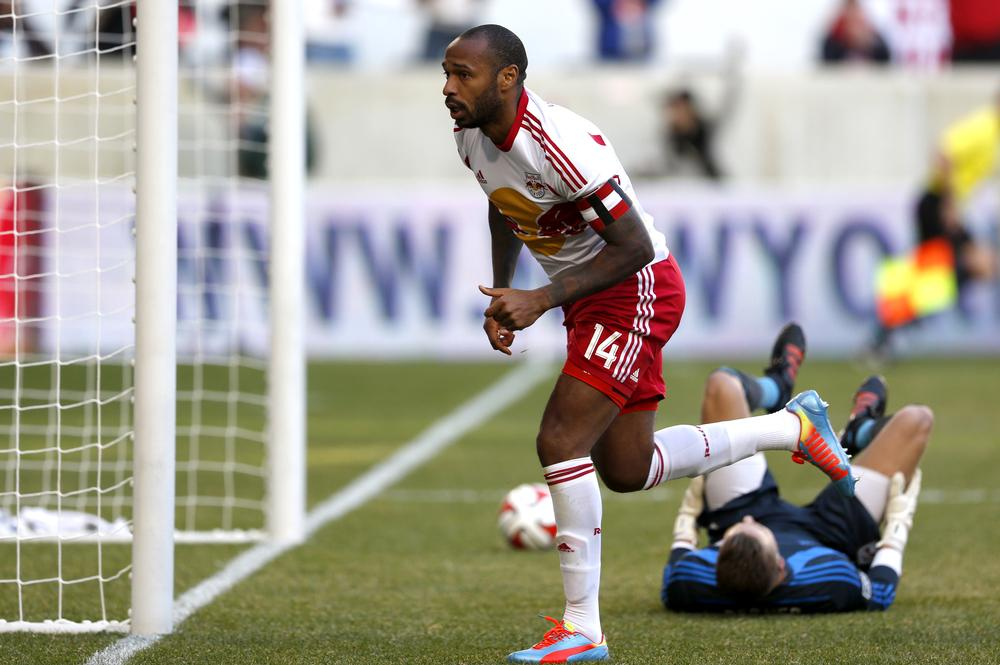 New York Bulls striker Thierry Henry says playing against Arsenal will be 'weird'