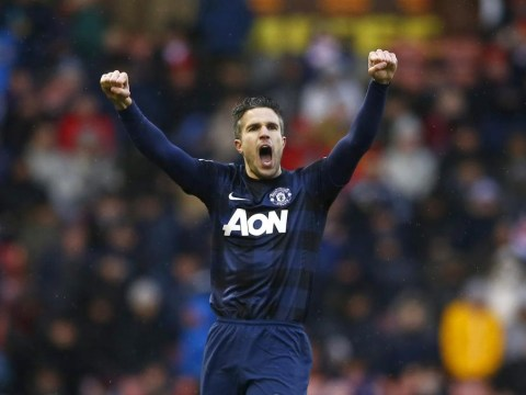 Should Manchester United sell Robin Van Persie?