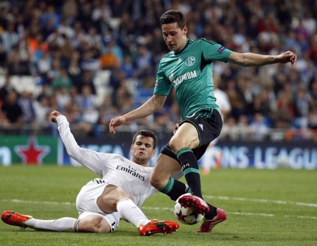 Julian Draxler in action for Schalke (Picture: Reuters)