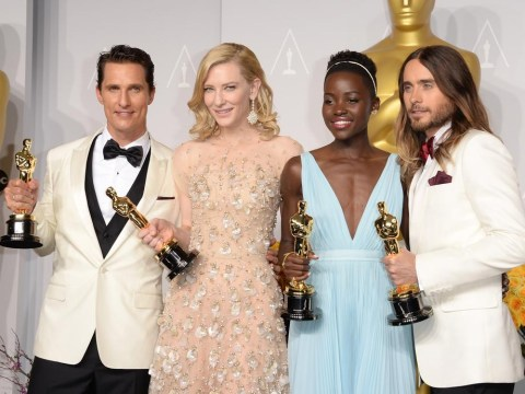 Matthew McConaughey, Cate Blanchett and 12 Years a Slave win big at the Oscars