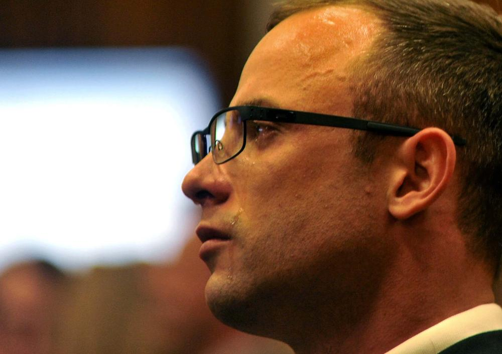 Pistorius could be acquitted if it is found he is suffering a mental disorder (Picture: AP)