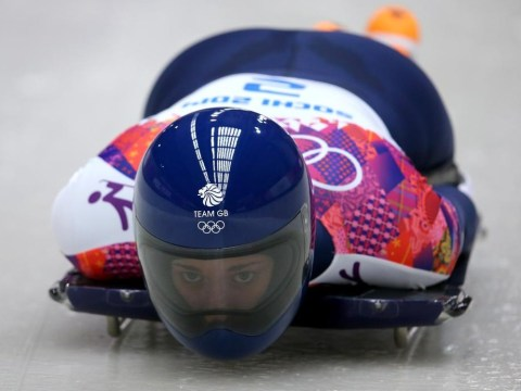 Throwing myself into the world of para-skeleton – head first