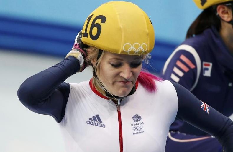 Elise Christie: I've got to keep it together despite my Winter Olympics heartbreak