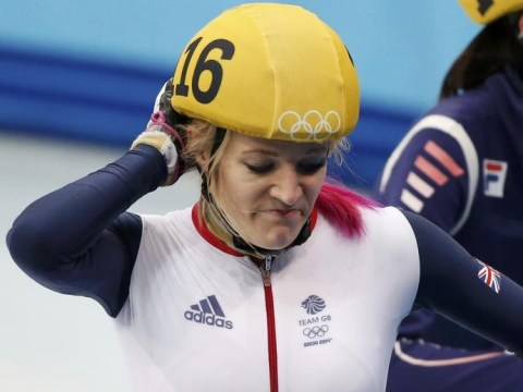 Elise Christie: I've got to keep it together despite my Winter Olympics heartbreak