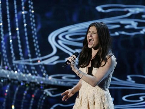 Oops! John Travolta introduces Idina Menzel as 'Adele Dazeem' at Oscars