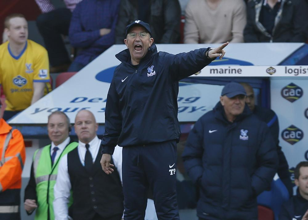 Why Crystal Palace will now believe they can stay up