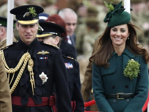 Kate Middleton goes green again for St Patrick's Day but be quick if you want that Hobbs coat