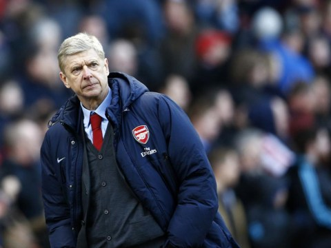 Arsene Wenger 'not assessing' Arsenal's title chances after Stoke defeat