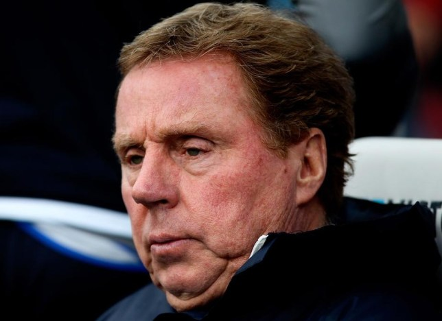 Harry Redknapp (Picture: Getty Images)