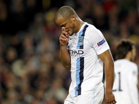 Vincent Kompany backs Manchester City to bounce back stronger from Champions League exit next season