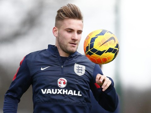 Luke Shaw: There were tears when I heard about England call-up